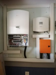 inverter wall layout limpopo
