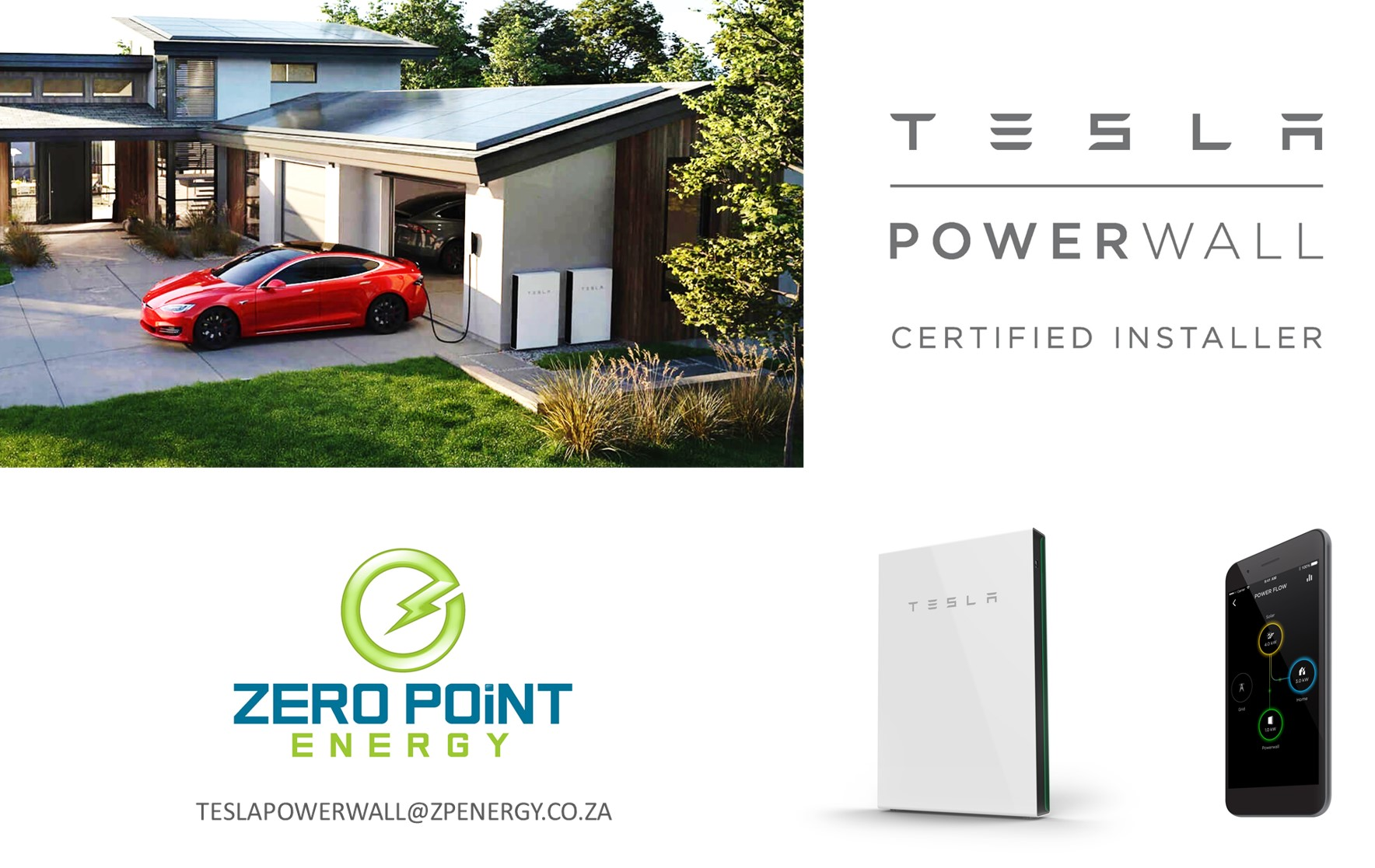 tesla powerwall2 zero point energy