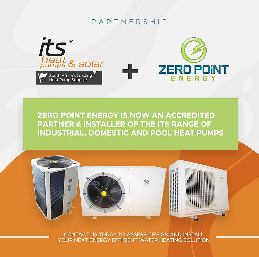ZPE ITS solar heat pumps